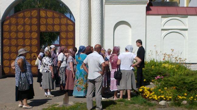 Экскурсия в Варницах