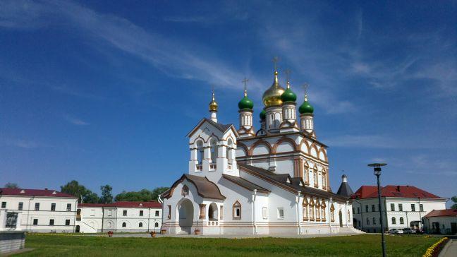 Собор преподобного Сергия